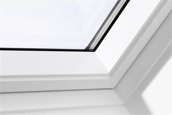 fereastr de mansard velux gpu 0070 cu operare de jos. Black Bedroom Furniture Sets. Home Design Ideas